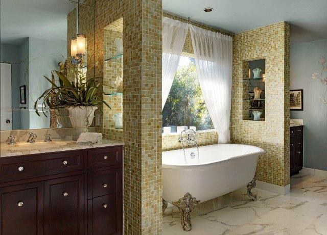 2017 yılı banyo dekorasyon trendleri