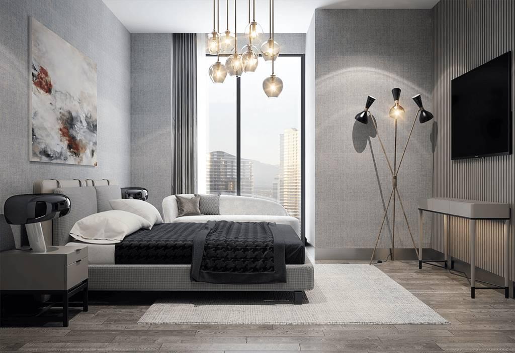 Bağdat Caddesi yatak odası dekorasyonu