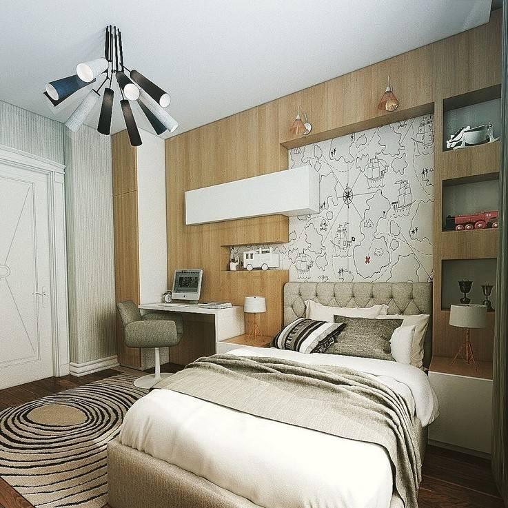 Bayramoğlu Villa yatak odası tasarımı