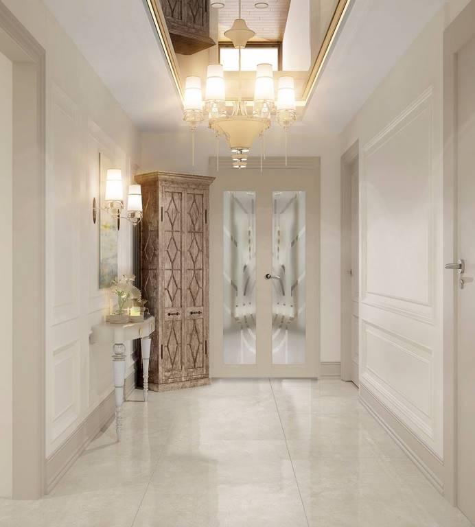 Bulgaristan Villa hol tasarımı