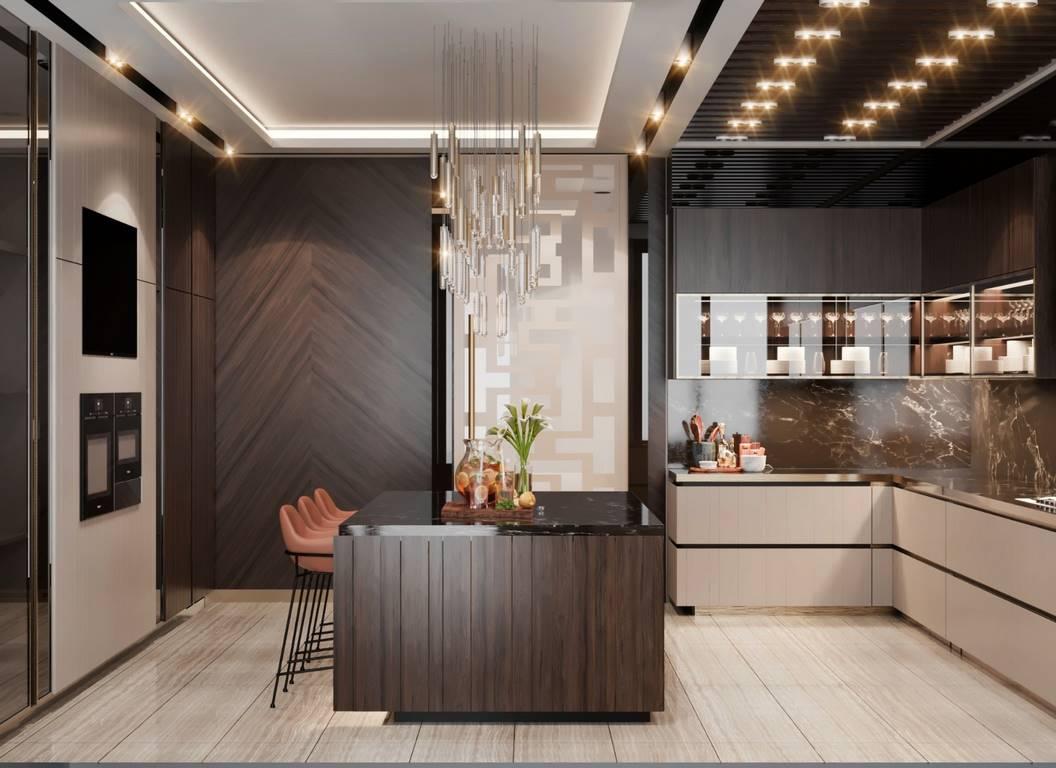 Demirlipark Evleri Residence mutfak dekorasyonu