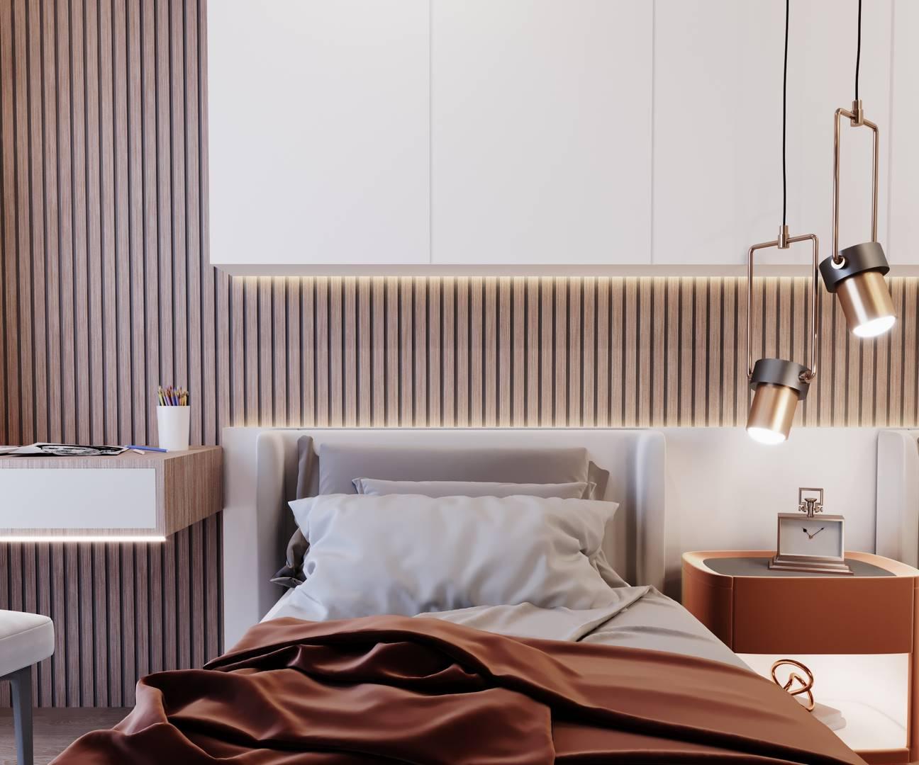 Güzelce bizim evler yatak odası tasarımı