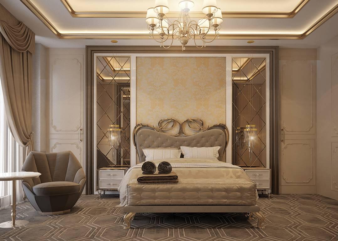 Kartal Daire İstanbul yatak odası tasarımı