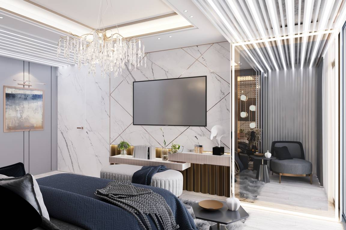 Kartal Marina yatak odası