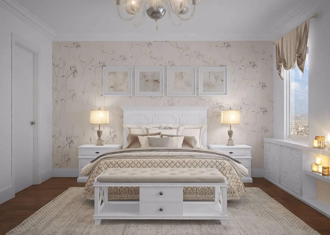 koza evleri yatak odası