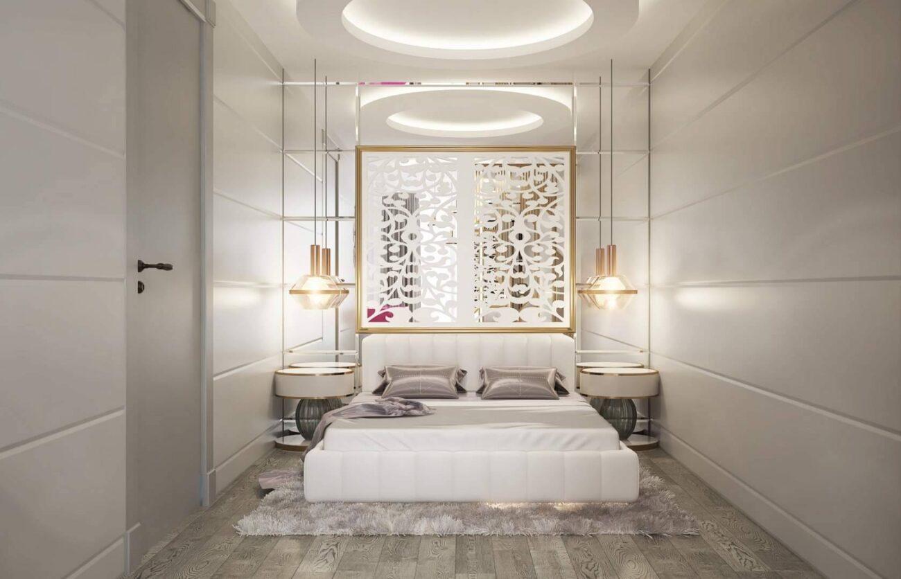 Parl Planet Evleri yatak odası tasarımı