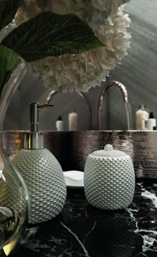 Yeşil Yaka Banyo Dekorasyonu