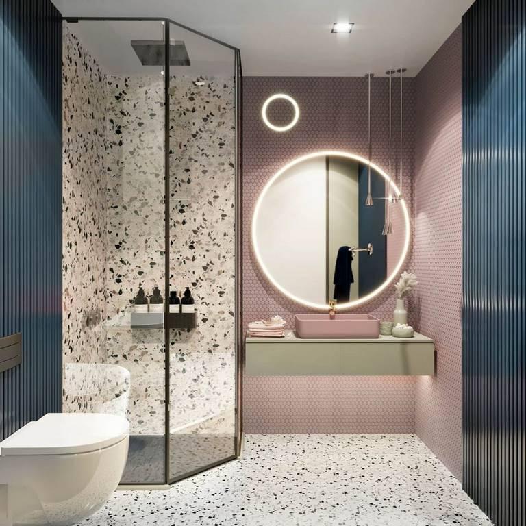 Yeşil Yaka banyo tasarımı
