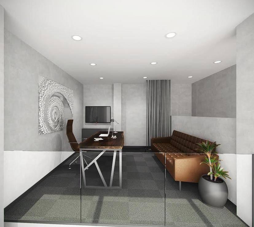 Nef 11 Ofis İç Mimar Tasarımı