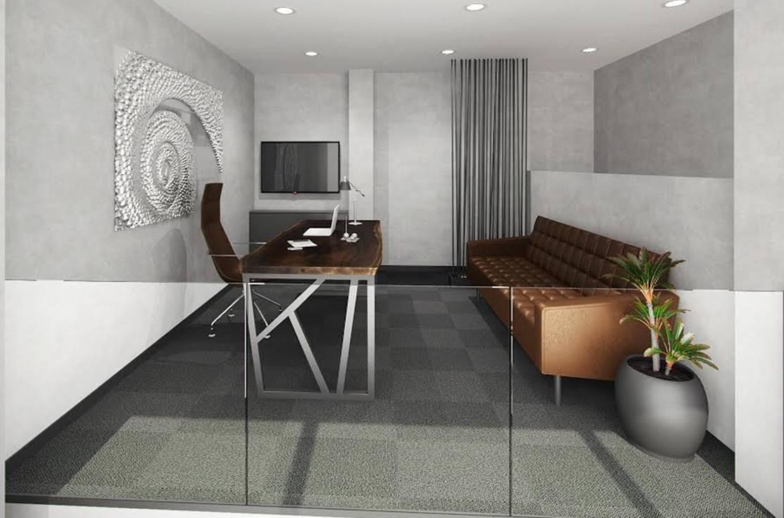 Nef 11 Ofis Tasarımı Koltuk