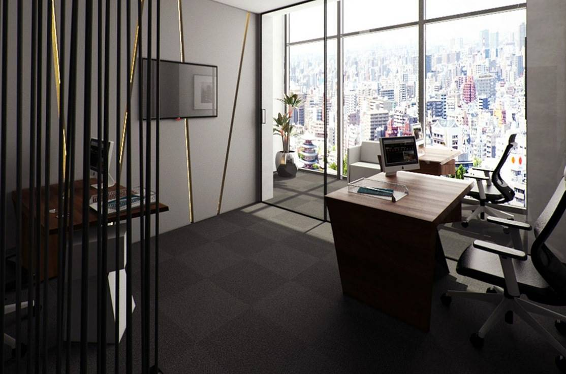 Nef 11 Ofis Tasarımı Masa