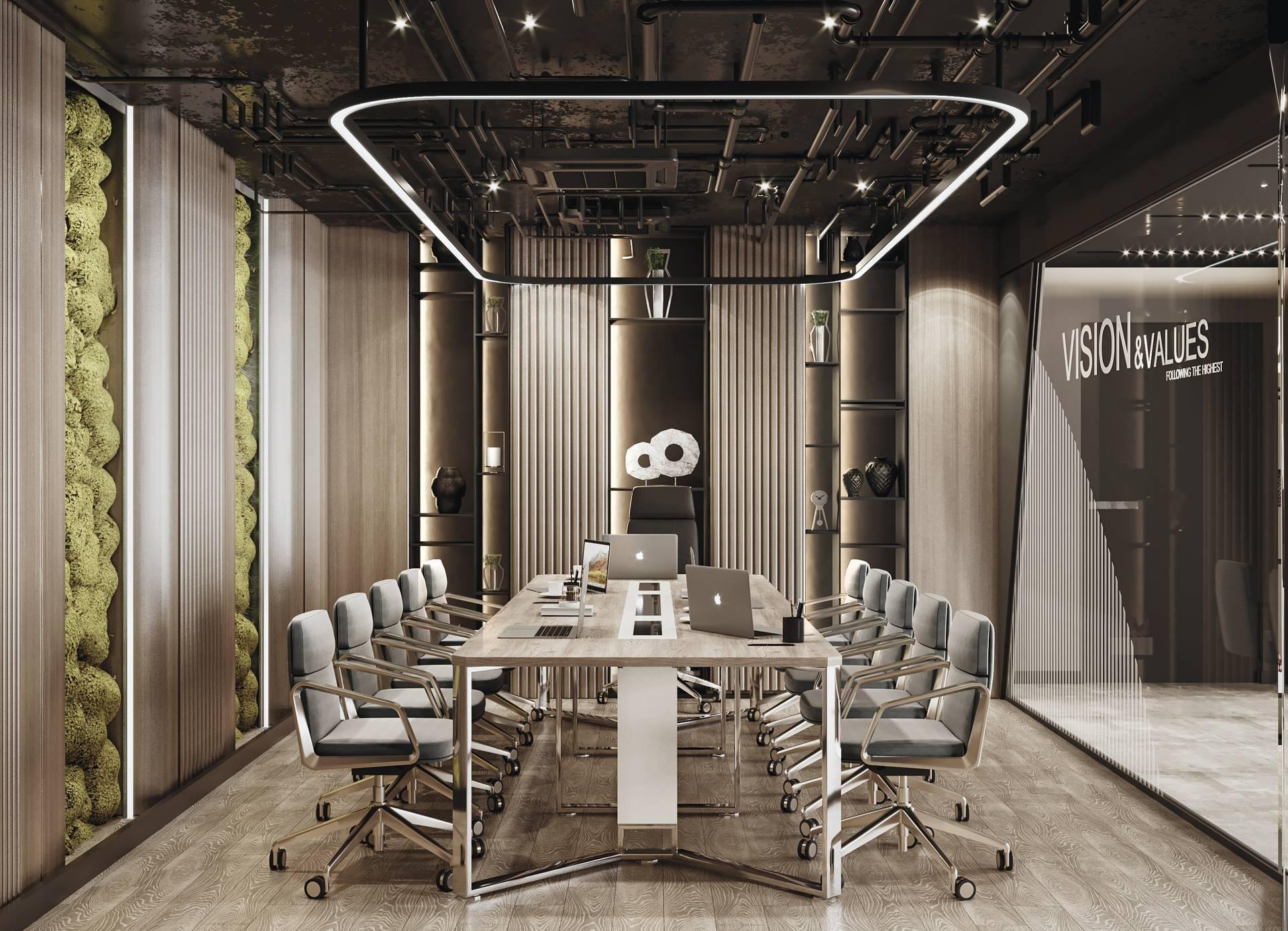 Türkmenler Ofis Tasarımı