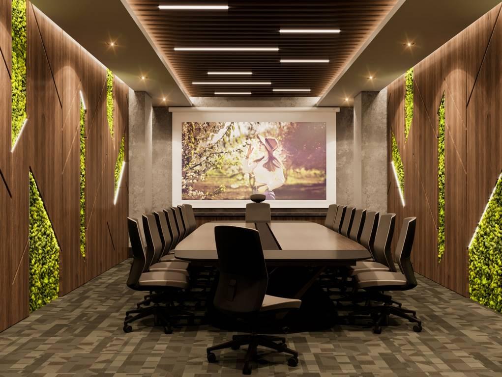 Verita Ofis toplantı salonu