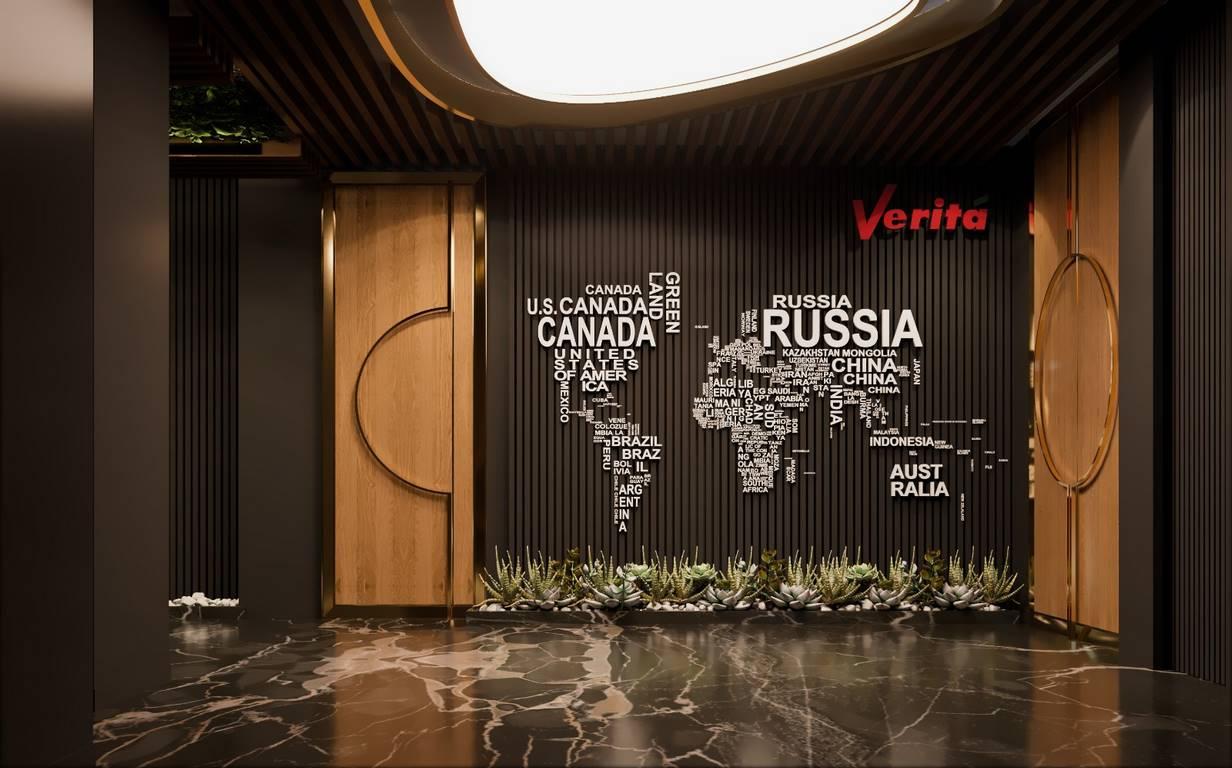 Verita Ofis hol