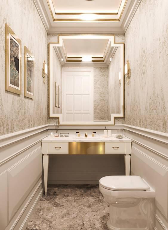 Almanya Makeup Studio banyo tasarımı